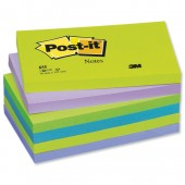 PostIt Cool Neon 3x5 655MT