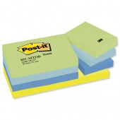 Post It Mint R/bw Pk12 653MT