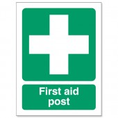 First Aid Post SP051SAV