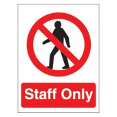 Staff Only P085SAV