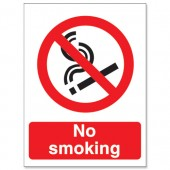 No Smoking P089SAV