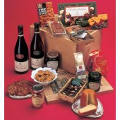 **Porter&Woodman Xmas Chest Hamper H01