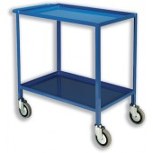 Eel Tray Trolley 2 Tier Blue TT02