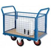 Eel Bal Wheel Truck 4 Mesh Blue BWTM41
