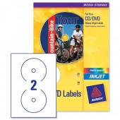 Avery Labels CD Glossy I/Jet C9660-25