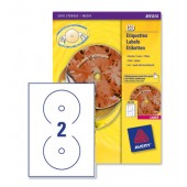 Avery Laser Labels CD L7676-100