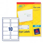 Avery Labels Address Inkjet J8173-100