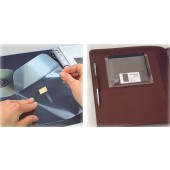 3L Adhesive CD Pockets W/Inlay 10246
