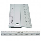 Linex Hobby Cutting Ruler 30cm Lxe2930m