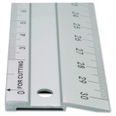 Linex Hobby Cutting Ruler 50cm Lxe2950m