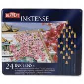 &Derwent Inktense Pencils Pk24 0700929