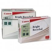 Canon Bright Rcyld A4 80gWht Pk500 03848