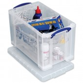RUP 24L Clear Really Useful Box