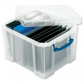 RUP 35L File Box & 5 Susp Files & 2 LAF