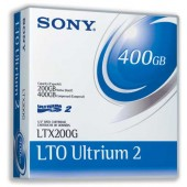 &Sony LTO Ultrium Data Tpe 200GB LTX200G