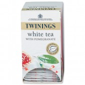 Twinings WhtTea&Pomegranate Pk20 A07251