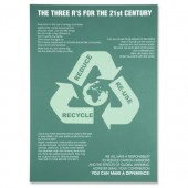 &SSeco 3R's Environmental Poster ENV07