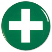 Convex Office Sign First Aid 60mm CV012