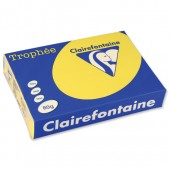 CF Trophee Colours A4 80g Int Yell Pk500
