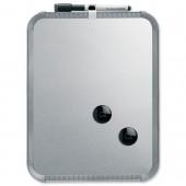 Nobo SlimLine Silver D/Wipe QB05142CD