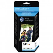 HP No 343 Photo Starter Pack Q7948EE