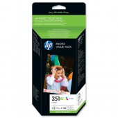 HP 351XL Inkjet Photo Value Pk Q8848EE