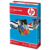 Hewlett Packard [HP] Laser Paper Smooth ColorLok 120gsm A4 White Ref HCL0330 [250 Sheets]