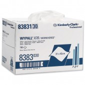 &Wypall X70 Brag Box Wipers Pk150 8383