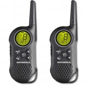 Motorola TLKR-T6 2-way Radio Black 42097