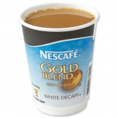 Nescafe&Go GBlend Wht Dcaf Pk8 12033784