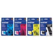 Brother LC1000 CMYK Value Pack