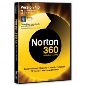 NORTON 360 5.0 IN 1 USER 3 PC MM