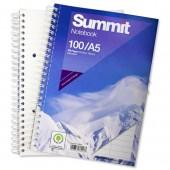 Summit A5 Wbnd Nbk 100p Rld&Pf 100080190