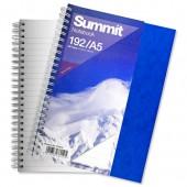 Summit A5 Wbnd Nbk 192 pge Rld 100080177