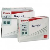 Canon Recycled A4 80g Wht Pk500  04734