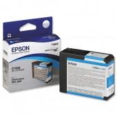&Epson Inkjet Cart Cyan C13T580200