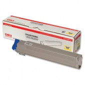 &Oki Toner Cartridge Yellow 42918913