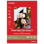 Canon PP201 PhotoPaperA4 20Shts 2311B019