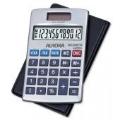 Aurora Executive Handheld Calc HC208TX