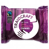Traidcraft Cookie DbleChoc Pk2x24 A07055