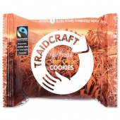 Traidcraft Cookie Ginger Pk2 x 24 A07036