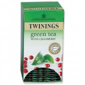 Twinings Green Tea&Cberry Qty20 A07047