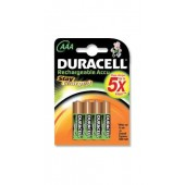 Duracell Stay Charged AAA 75071747 Pk4