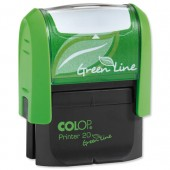 Colop Printer 20 GreenLine Custom Stamp