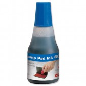 Colop 801 Stamp Pad Ink 25 ml blue