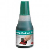 Colop 801 Stamp Pad Ink 25 ml green