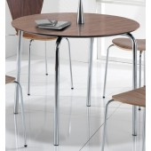 Trexus Lautrec Round Cafe Tbl Wlnt