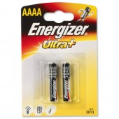Energizer UltraPls AAAA FSB2 624625 Pk2