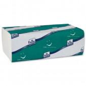 Lotus Z Fold H/Towel Wht 2959381 Pk12