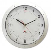 Alba Easytime Wall Clock White HORMUR BC
